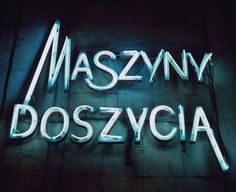 From the Neon Muzeum, Warsaw   http://www.neonmuzeum.org/