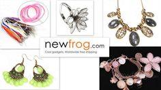 Artuculos de la tienda Newfrog.com