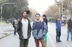 bruno-hoffmann-alex-kennedy-eclat-bmx-chile-riots  http://bmxunion.com/daily/eclat-caught-in-the-middle-of-riots-in-chile/