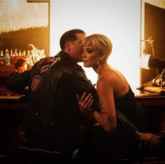 Halsey and G-Eazy
