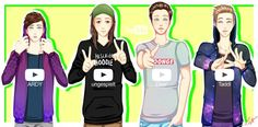 Ardy,unge,Dner,Taddl *-* Youtubers, Fangirl, Family Guy, Babys, Character, German, Friends, Fashion, Photo Illustration
