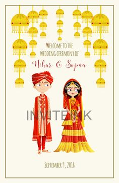 57 Ideas For Wedding Reception Program Bridal Parties Indian Wedding Theme, Indian Wedding Cards, Tamil Wedding, Punjabi Wedding, Boho Wedding, Destination Wedding, Wedding Reception Program, Wedding Programs, Wedding Ceremony