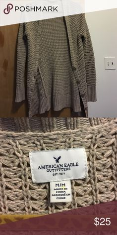 American Eagle Knitted Cardigan‼️ Very nice and comfortable. Feel free to leave a comment or ask for additional information. Also see my other listings. :) American Eagle Outfitters Sweaters Cardigans