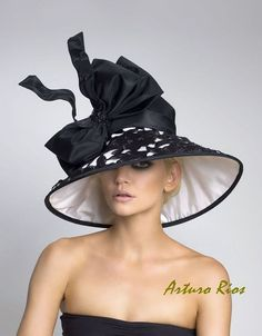 Couture Derby Hat Lampshade hat by ArturoRios on Etsy, $229.00 We...my Style in an alternate world