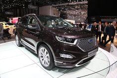 La Ford espande la gamma di automobili marchiate Vignale, più lussuose rispetto alla versioni base: arrivano le S-Max, Edge e Mondeo.