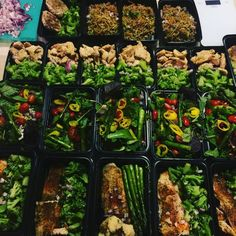 When you've finished meal prep in 1hr 15min! #LikeABoss #ImTheCoach #WeighItUp #MealPrepSunday #MealPrep #EatThisNotThat #HowWeDoInTheSouth #AllNatural #Organic #OnPoint #FitFam #Healthy #Food #MealPrep #DontPlayNoGames #ItsALifestyle #WeightLoss #GirlsWithMuscles #Gains #FitChicks #GetLikeUs #Truth #Secret #SundayFunDay by southernbelle0777