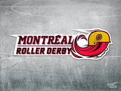 Montréal Roller Derby on Behance