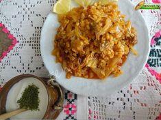 Etli Kapuska Yemeği tarifi