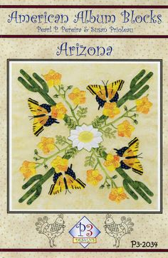 click here to view larger image of American Album - Arizona Grand Canyon (PATTERNS)