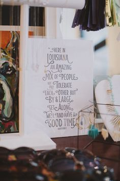 Hattie Collins Moll of Hattie Sparks Boutique in New Orleans // NOLA // Louisiana // #quotes // boutique // fashion // career // photography by Maile Lani