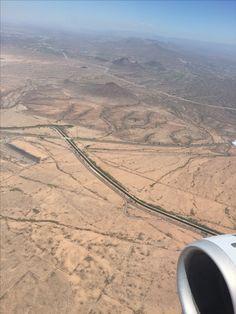 Paradise Valley Arizona, Airplane View, Grand Canyon, Nature, Travel, Naturaleza, Viajes, Destinations, Grand Canyon National Park