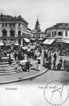 Bucharest Romania, Old City, Time Travel, Geography, Old Photos, Dan, Europe, Memories, Times