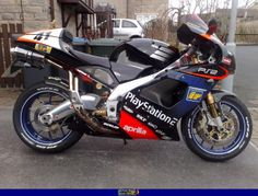 2001 RSV 1000 R Mille