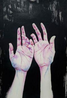 donde te hablan mis manos con el lenguaje del alma y el cuerpo....·