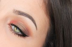 Too Faced Peach Palette Tutorial