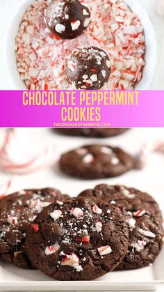 Chocolate Peppermint Crunch Cookies These Cookies Are The Perfect Christmas Chocolate Peppermint Crunch Cookies Gifts Stuffed With Chocolate Chips Peppermint Crunch And Candy Cane Pieces Chocolate Peppermint Cookies Is An Easy Recipe That Is So Irresisti Chocolate Chip Cookies, Chocolate Peppermint Cookies, Chocolate Chips, Pepermint Cookies, Peppermint Brownies, Candy Cane Cookies, Chocolate Truffles, Chocolate Brownies, Chocolate Covered