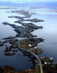 Atlantic Ocean Road – Norway | Full Dose