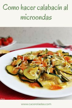Microwave Recipes, Ratatouille, Salsa, Veggies, Yummy Food, Healthy Recipes, Chicken, Cooking, Ethnic Recipes