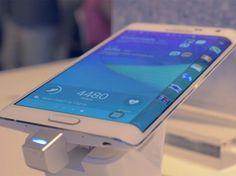 Samsung registra los nombres Galaxy y Galaxy Edge Samsung Galaxy S6, Samsung S6 Edge, Best Android Games, Education Information, Edge Design, Tablets, Hold On, Smartphone, Knowledge