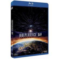 INDEPENDENCE DAY 2 3D (de Ocasión), Dirigida por ROLAND EMMERICH, Intérpretes:JEFF GOLDBLUM, LIAM HEMSWORTH, BILL PULL, Productora Fox - 120 minutos El estuche solo incluye un Blu Ray 3D. Siempre supimos que volverían. Después de que Independence Day redefiniera el género, el siguiente capítulo épico asiste a una catástrofe global de unas dimensiones inimaginables. Usando tecnología alienígena recuperada, las naciones de la Tierra han colaborado en un programa de defensa colosal para la…