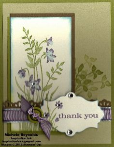 Winged Hues Pansies by Michelerey - Cards and Paper Crafts at Splitcoaststampers