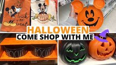 #halloween #halloweendecor #disneyhalloween Halloween Inspo, Disney Halloween, Halloween Decorations, Disney Characters, Diy, Shopping, Bricolage, Do It Yourself, Homemade