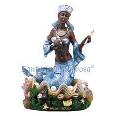 IMAGEN ORISHAS YEMANJA (diosa del mar)