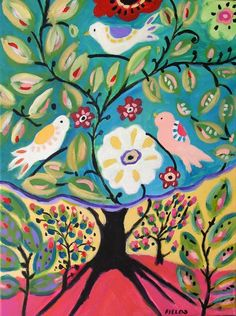 Tree of Life_Karen Fields
