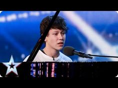 Pianist and singer Isaac melts the Judges' hearts Britain's Got Talent Judges, Talent Show, Kinds Of Music, My Music, Jermaine Stewart, Bgt Auditions, X Factor, Britain Got Talent, Classic Songs