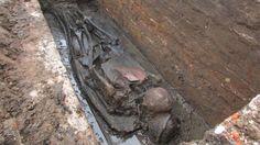 Blackburn archaeology survey: bodies of 800 children found