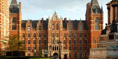 The RCM's Blomfield Building, opposite the Royal Albert Hall, has been an inspiration to generations of students