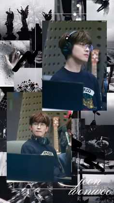 Woozi, Jeonghan, Seventeen Wonwoo, Seventeen Wallpapers, Meanie, My Man, Hip Hop, Korea, Kpop