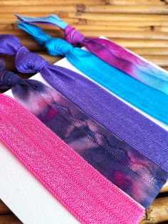 These hair ties are the best. They have 45 different colors ddf66963c91