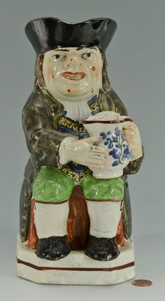 """Walton"" (John Walton, working Burslem, Staffordshire, late 18th to early 19th century)."
