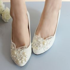 ballerina flats wedding - Google Search