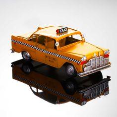 Miniatura Taxi NY | iBacana