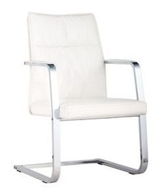 Zuo Modern Dean Conference Chair  in White