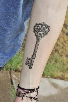 Tatuagens de chaves e seus significados « Dona Giraffa