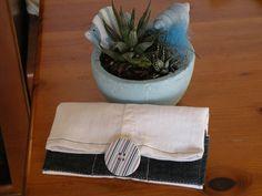Portafogli - Portafoglio jeans donna - un prodotto unico di bandullera su DaWanda