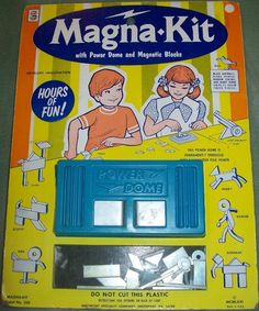 DIME STORE: 1973 Magna-Kit with Power Dome
