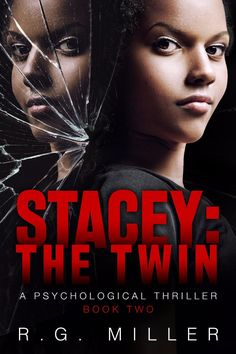 """Stacey The Twin - A Taut Electrifying Story of Innocence Lost and Darkness Gained. """"If you have to kill one, kill the other also."""" #Thriller"""