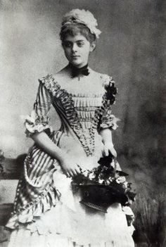 Mary Vetsera, mistress of Prince Rudolf, heir to the throne of Austro Hungaian empire, son of Franz Josef and Elizabeth , emperor and empress of Austria .
