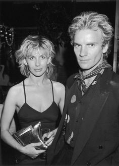 Sting and Trudie Styler - The musician and the actress met in the '80s, and after beginning their relationship, started their successful Rainforest Foundation UK together. They were married on August 20, 1992 and have been together ever since.