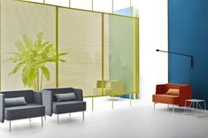 Modern Office Furniture from Castelli Photo