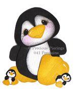 Penguin from Precious Piecings