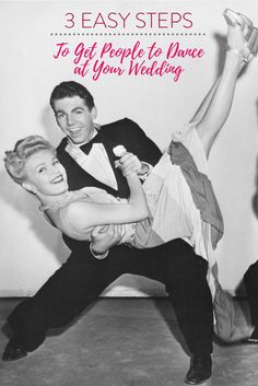 Get people to dance at your wedding reception with these 3 easy steps! No one likes an empty dance floor! Bali Wedding, Wedding Reception, Dream Wedding, Wedding Stuff, People Dancing, Wedding Trends, Dreaming Of You, Kicks, Dance