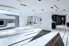 Snaidero USA Showroom: Living + Design - Hardline Specialty Store up to 3,000 sf, Outstanding Merit