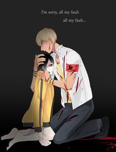 Too late by KOUMI04