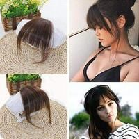 """Wonderful Free of Charge Air Fringe Bangs Clip in Human Hair Extensions Darkest Brow . Popular """"Warm"""" strategies for hair extension The adhesive material is frequently used artificial Keratin Colored Hair Extensions, Hair Extensions For Short Hair, Keratin, Mega Hair Tic Tac, Fringe Bangs, Fringe Hair, Hair Extension Care, Hair Extensions Before And After, Dark Brows"""