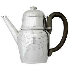 William Spratling Taxco Sterling Silver Coffee Pot | From a unique collection of antique and modern sterling silver at http://www.1stdibs.com/furniture/dining-entertaining/sterling-silver/
